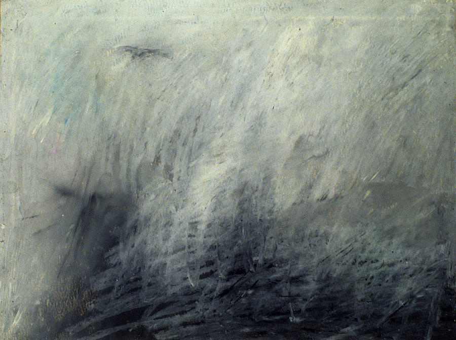 Squall Painting - Squall by Ruth Sharton