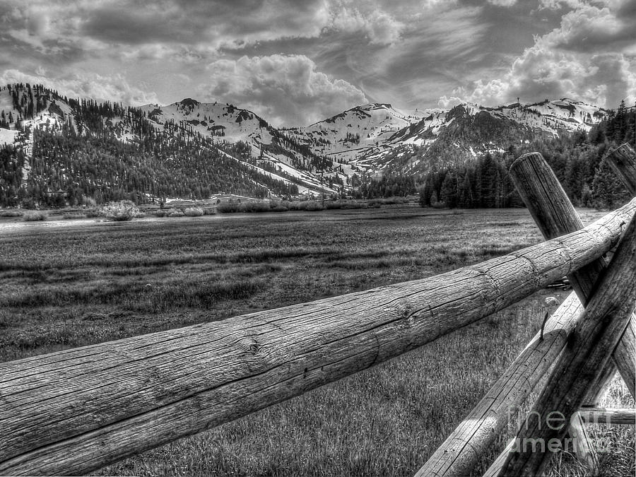 Squaw Valley Photograph - Squaw Valley Usa Olympic Valley California by Scott McGuire