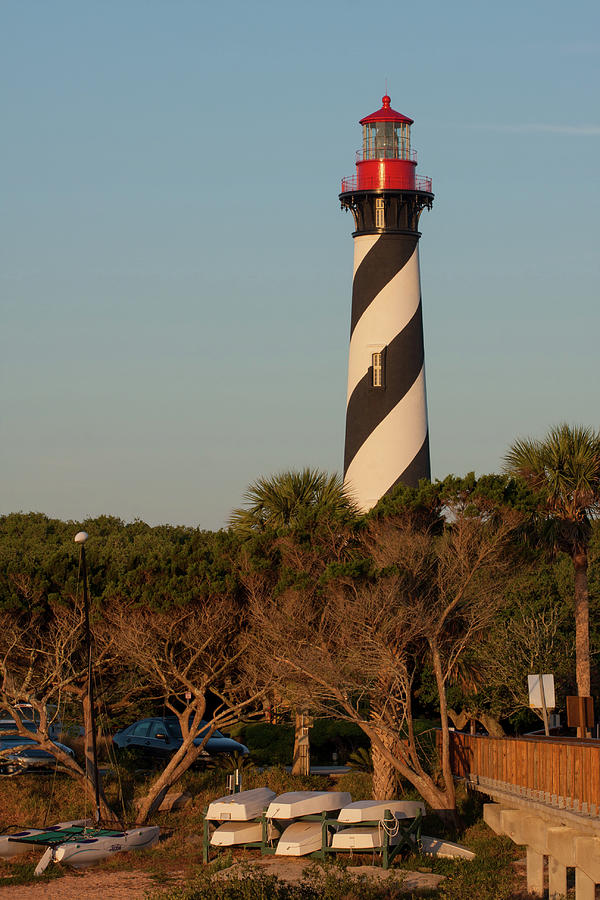 St. Augustine Lighthouse Photograph