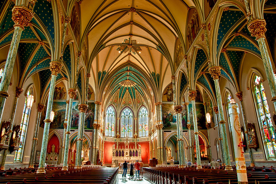 St John The Baptist Catholic Cathedral