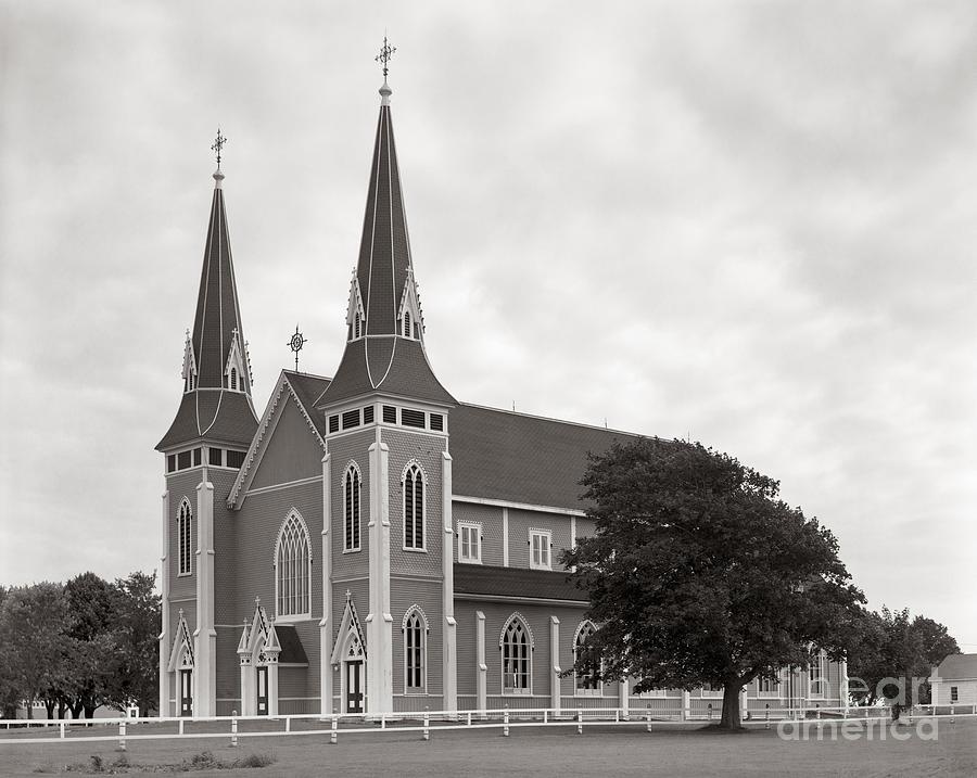 St John The Baptist Roman Catholic Church Photograph By