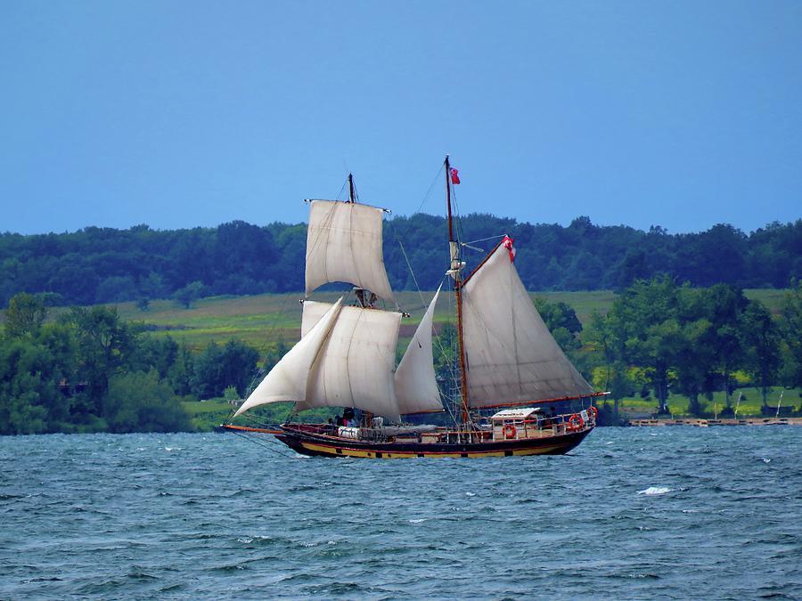 St. Lawrence II Photograph