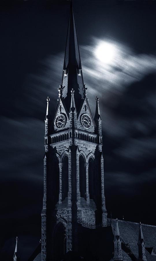 St Nicholas Church Wilkes Barre Pennsylvania Photograph