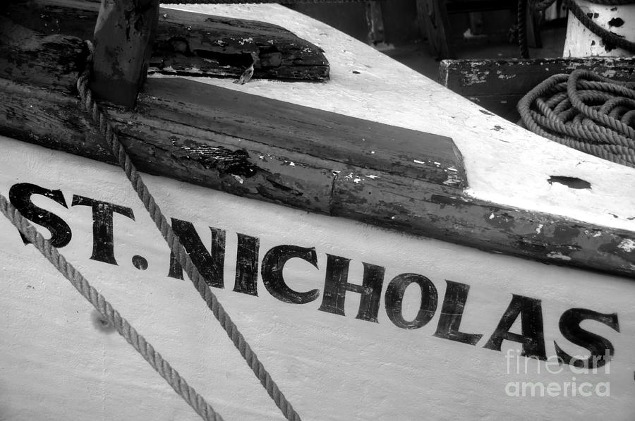 St. Nicholas Photograph - St. Nicholas by David Lee Thompson