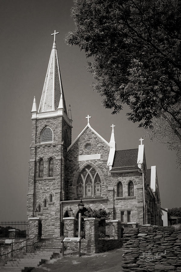 St. Peters Catholic Chuch Photograph