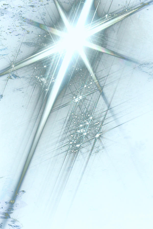 Star Of Wonder Digital Art - Star Of Wonder by Ellen Henneke