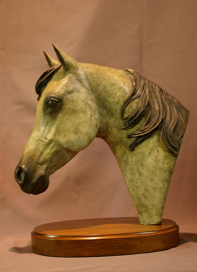Bronze Sculpture - Stardust by Kim Corpany