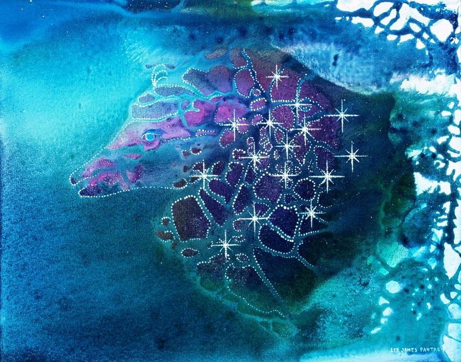 Starhunter Painting