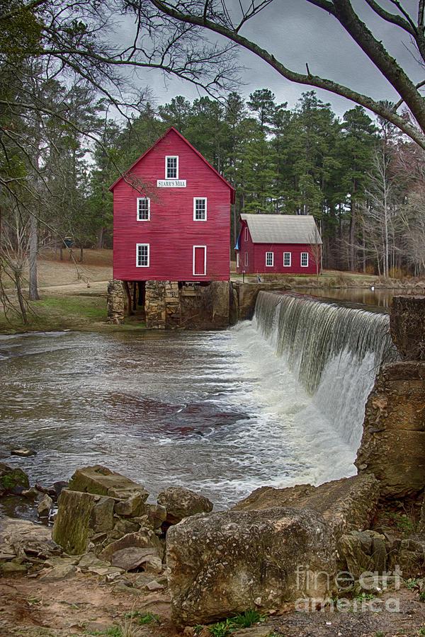 Starr Mill Photograph