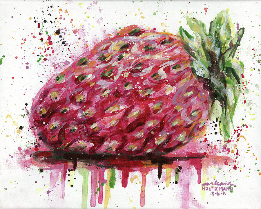 Stawberry 2 Painting