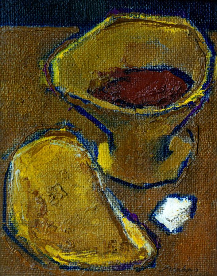 Altar Painting - Still Life 1 by Valeriy Mavlo