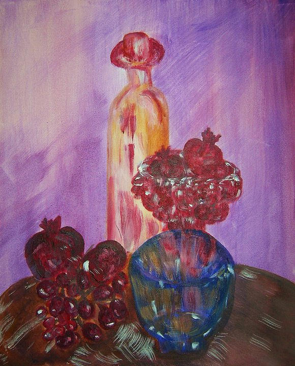Still Life Painting - Still Life by Deborah Gorga