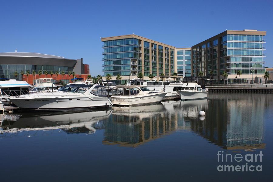 Stockton Photograph - Stockton Waterscape by Carol Groenen