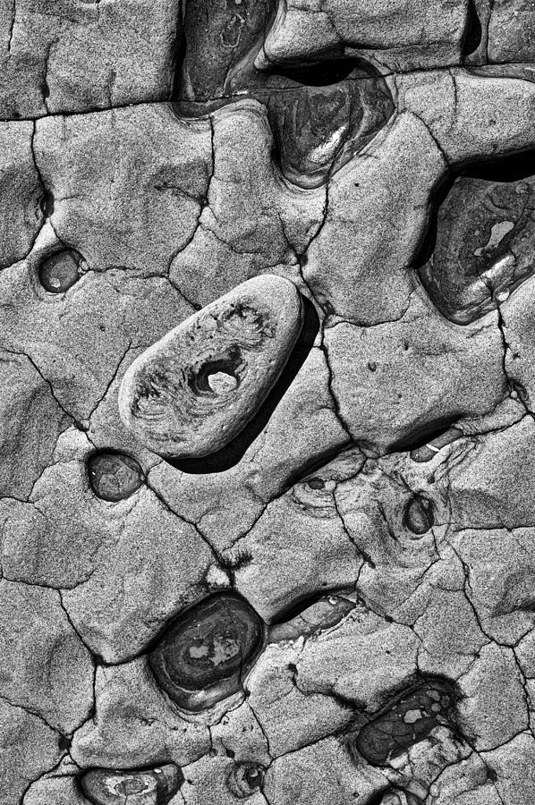 Stone Holes Photograph