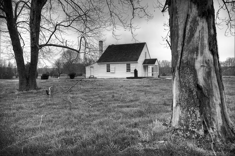 Stonewall Jackson House Photograph