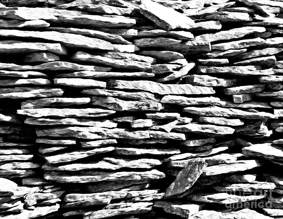Stone Photograph - Stonework by Evgeniy Lankin
