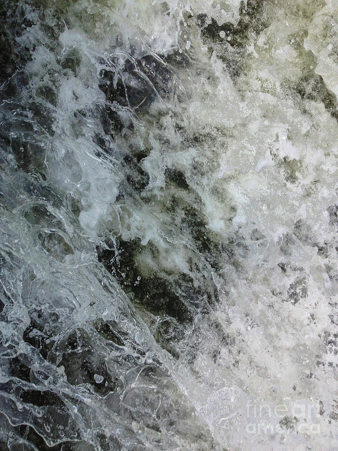 Storm Waters Photograph