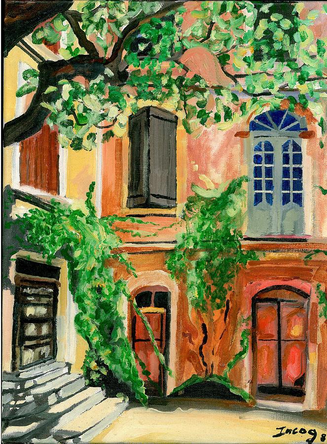 Strasbourg Painting