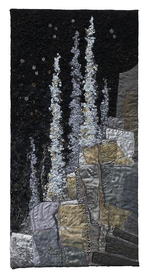 Subalpine Fir Tapestry - Textile