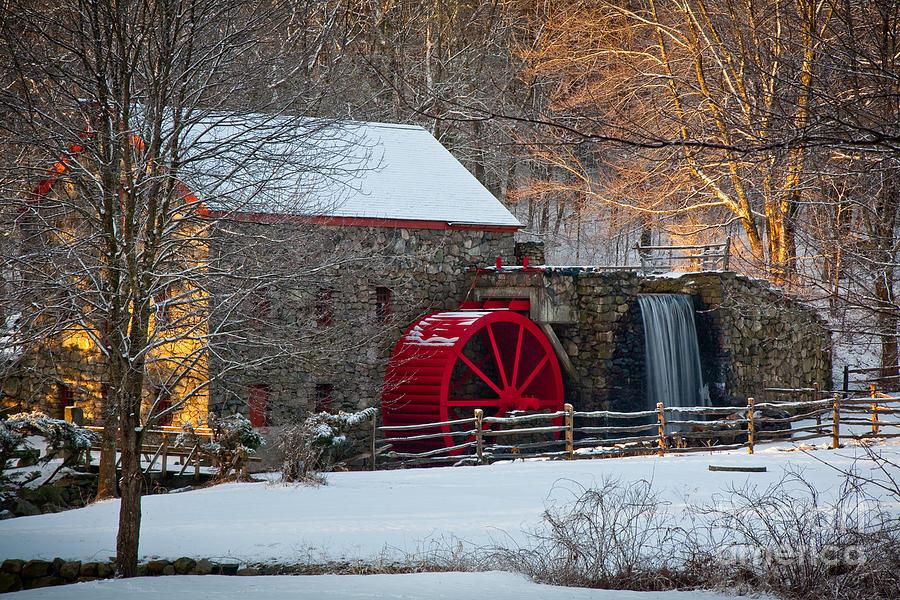 Sudbury Gristmill Photograph