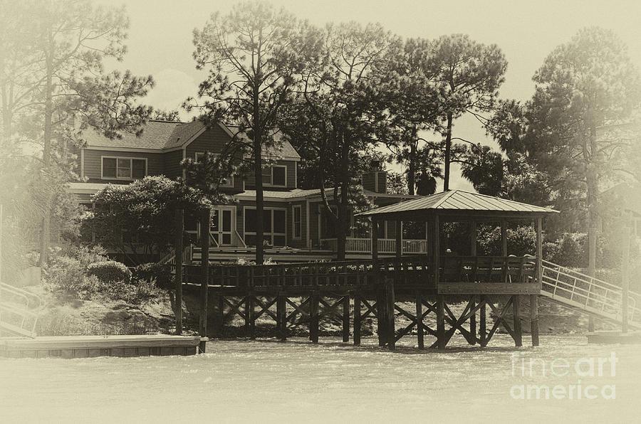 Sullivans Island Coastal Home Photograph