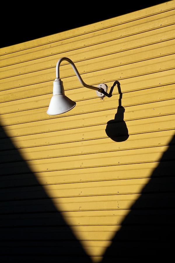 Sunlamp Photograph - Sun Lamp by Dave Bowman