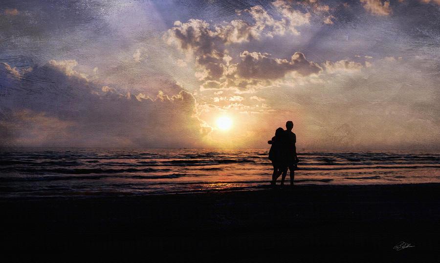 Sun Lovers Photograph