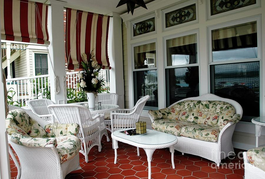 Curtains for sun porch