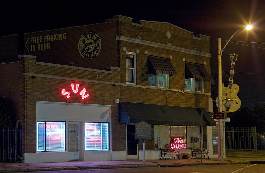 History Photograph - Sun Records Studio The Birthplace by Everett