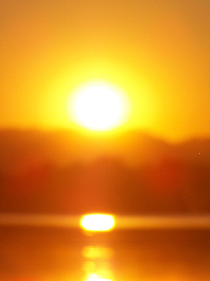 Digital Photograph - Sunset 1 by Travis Wilson