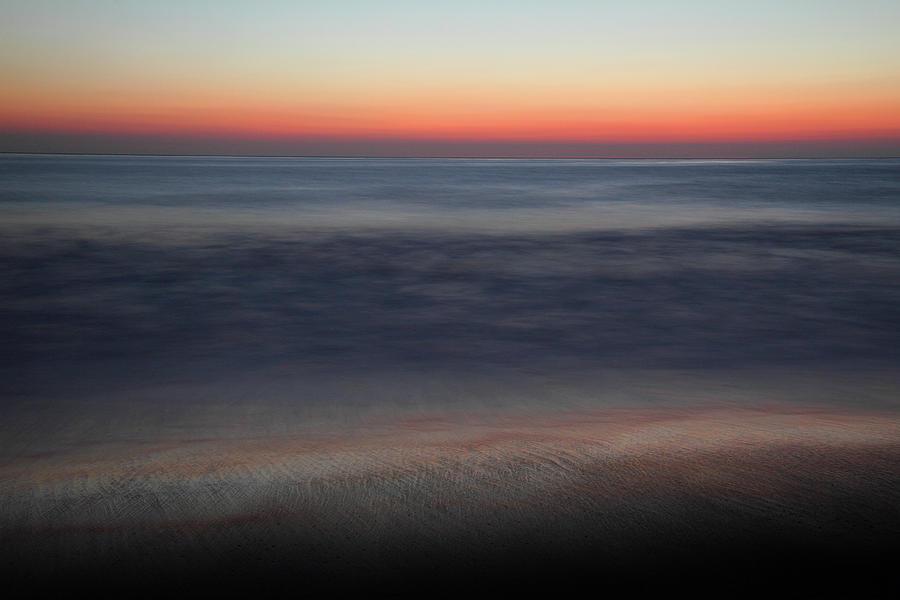 Huntington Photograph - Sunset At Huntington Beach by Pierre Leclerc Photography