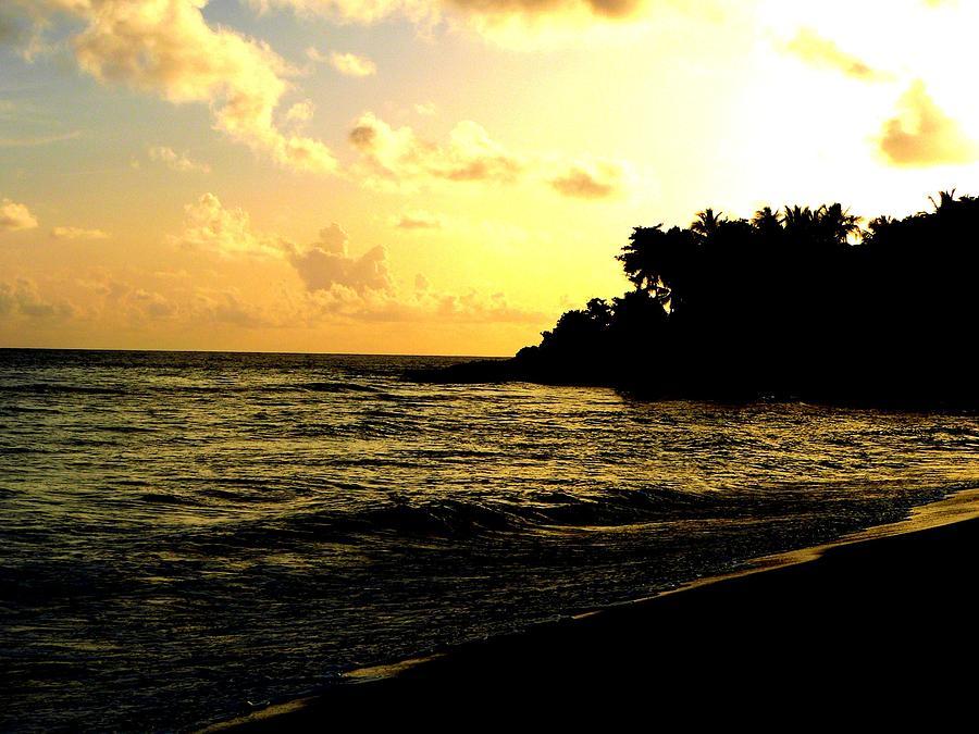 Sunset Photograph - Sunset Beach by Tai Clay