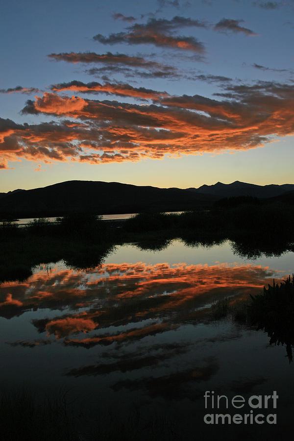 Surreal Sunrise Photograph