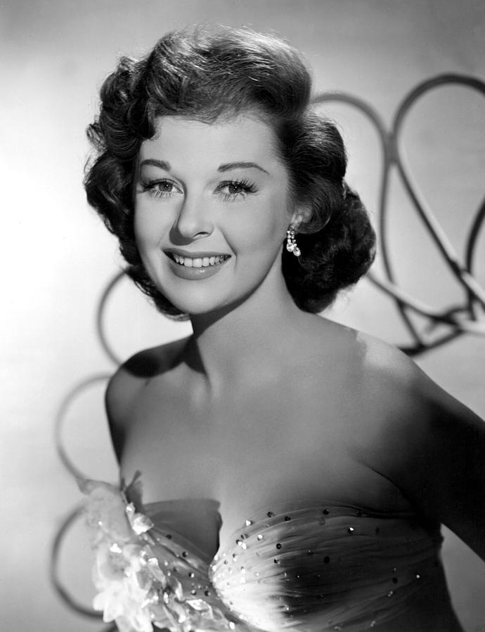 Susan Hayward In The 1950s Photograph