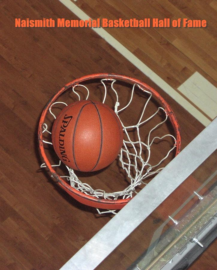 Sports Photograph - Swish by Mike Martin
