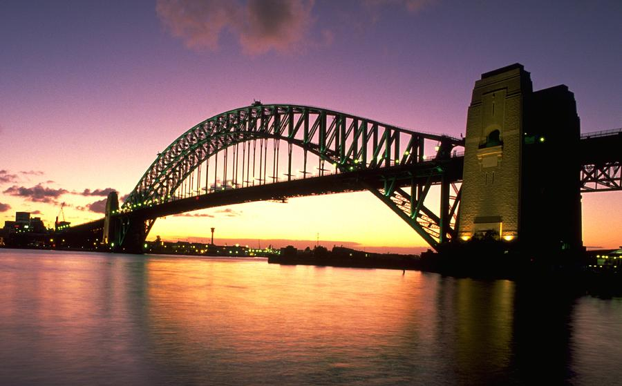 Sydney Harbour Bridge Photograph
