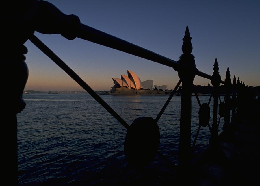 Sydney Opera House Photograph