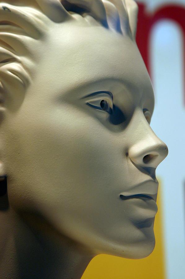 Mannequin Photograph - Tala by Jez C Self