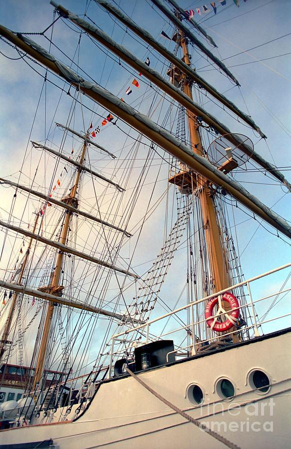 Tall Ship Guayas Photograph