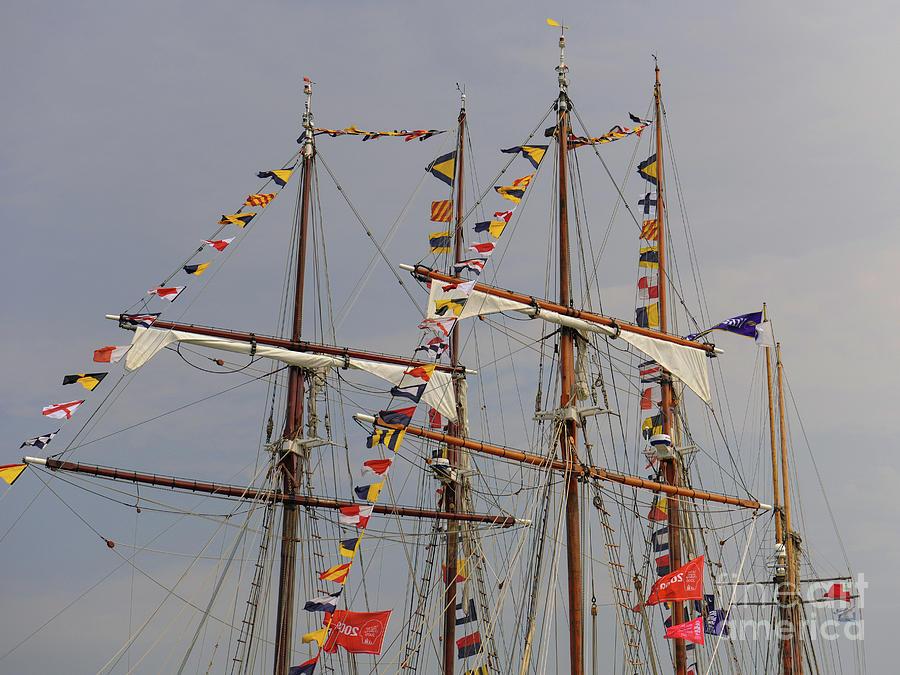 Tall Ships Atlantic Challenge 2009 Photograph