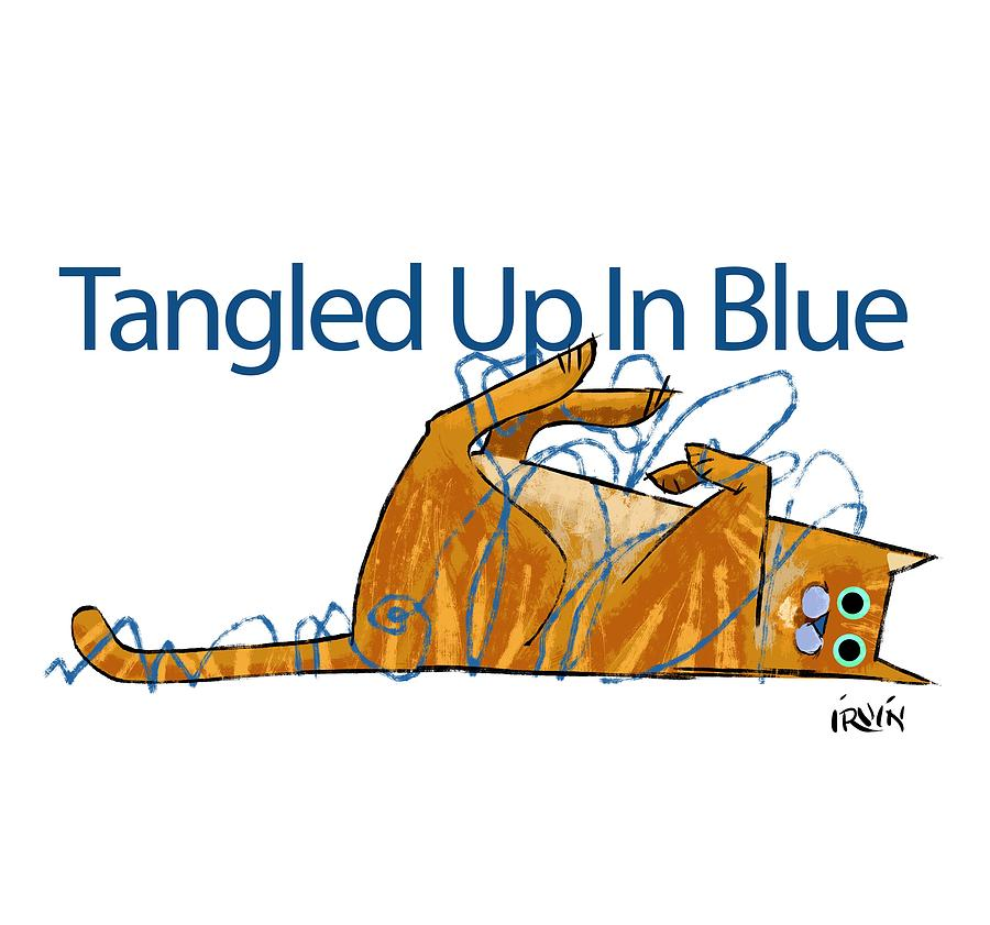 Tangled up in blue - irosh.info