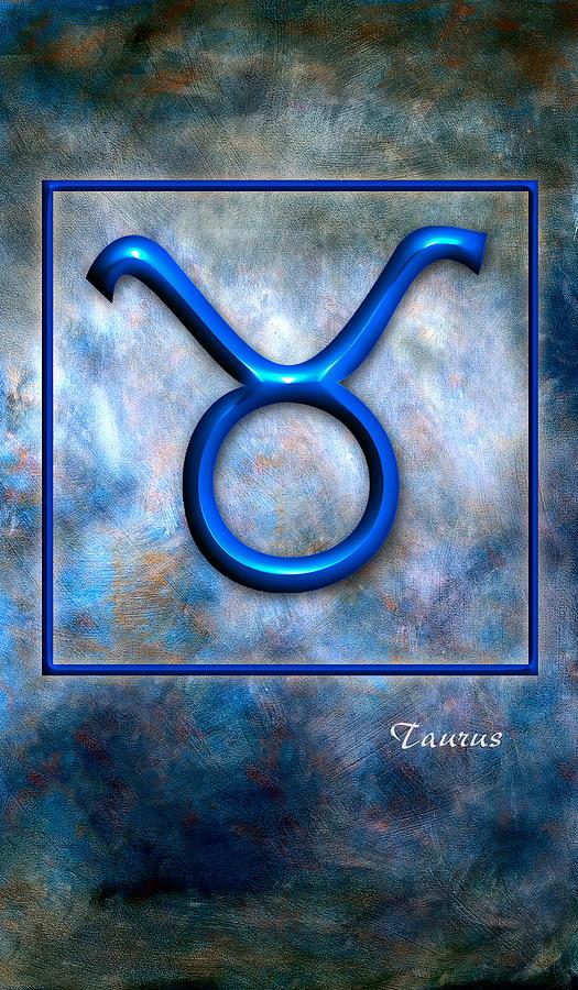 Art Pyrography - Taurus  by Mauro Celotti