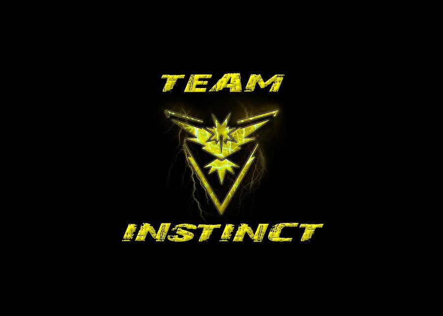 Team Instinct is a piece of digital artwork by Jorge Cruz which was ...