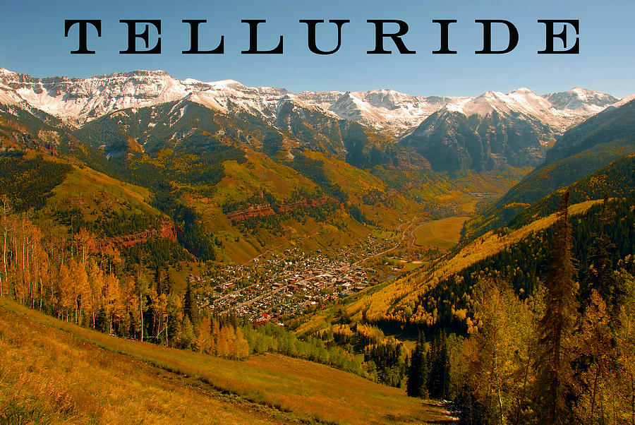 Telluride Colorado Photograph