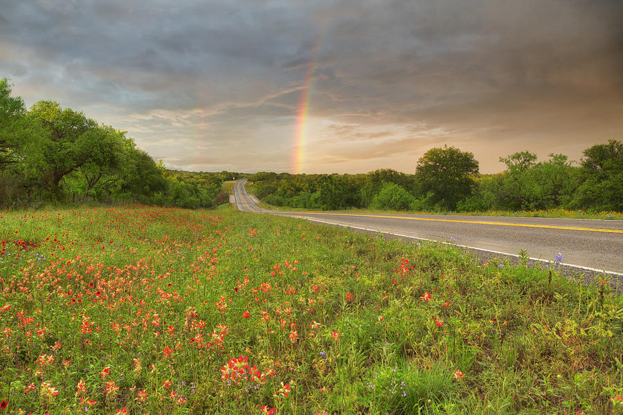 Texas Hill Country John Graves Wyman Meinzer