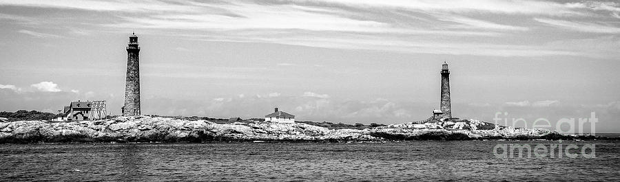 Adventure Photograph - Thacher Island by Charles Dobbs