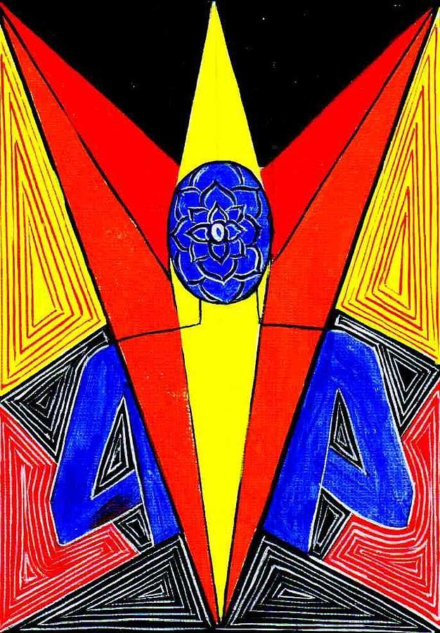 Thanks(regard) Painting - Thanks by Dhiraj Parashar