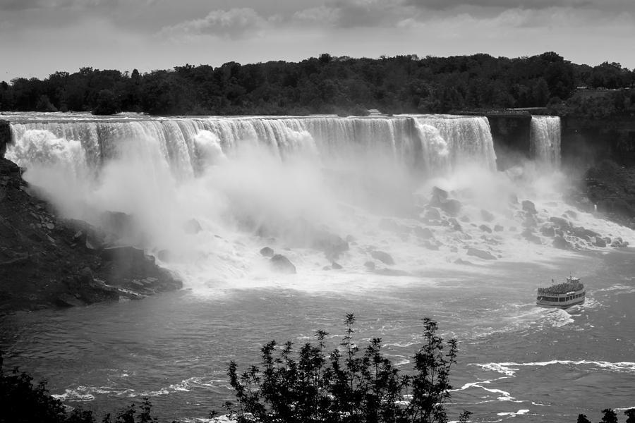 The American Falls Photograph