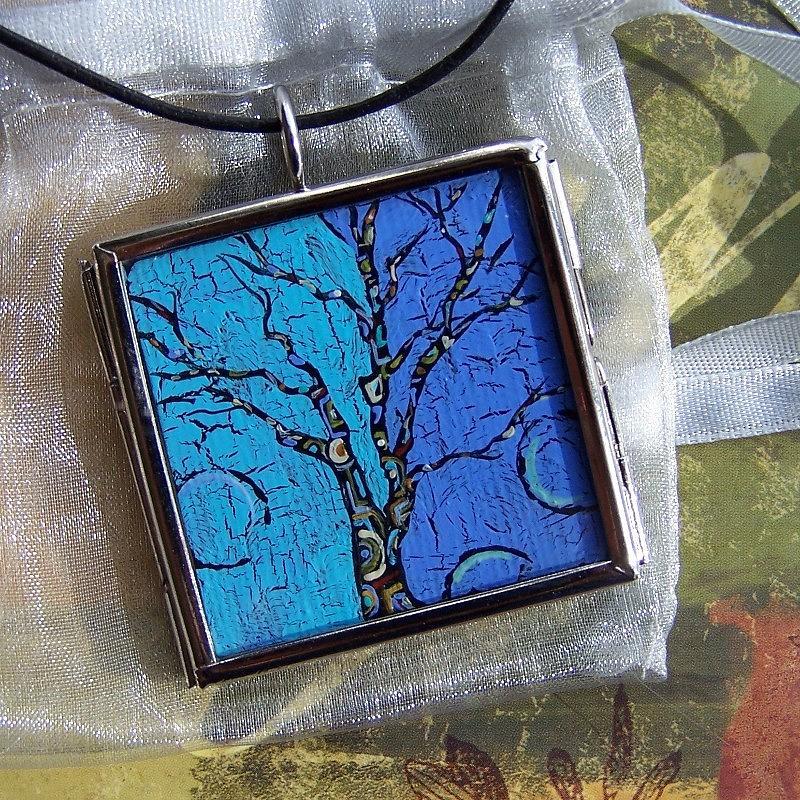 Tree Painting - The Art Tree Attitude by Dana Marie