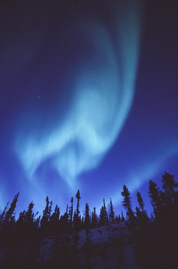 The Aurora Borealis Creates Fantastic Photograph